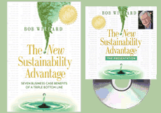 Cover: The New Sustainability Advantage