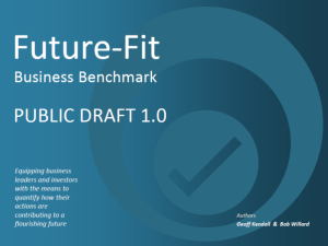 Sustainability Future Fit Benchmark
