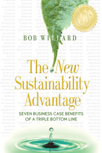 The New Sustainability Advantage - Bob Willard